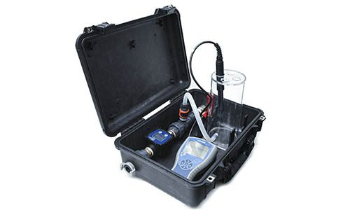 Ausrüstung für Probanahmen und kleinpumpversuche